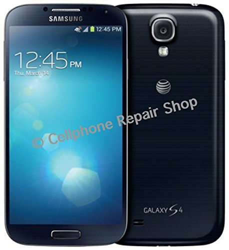 Samsung Galaxy S4 SGH-I337 Unlocked GSM Smartphone with 13 MP Camera, Touchscreen and 16 GB Storage, Black