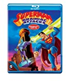 Superman: Brainiac Attacks (Blu-ray)