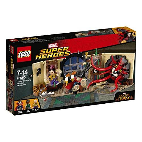 LEGO Marvel Super Heroes - 76060 Doctor Strange's Sanctum Sanctorum