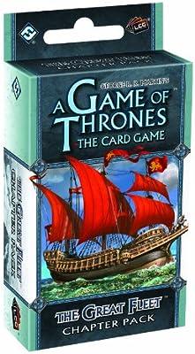 Fantasy Flight Games Juego de Tronos Lcg: El Capítulo Paquete Gran ...