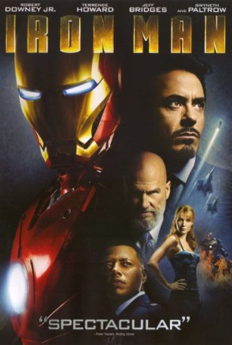 Iron Man LIMITED EDITION 2 Pack DVD Set Includes Iron Man Widescreen DVD PLUS Bonus DVD Featuring First Look Full Episode of The