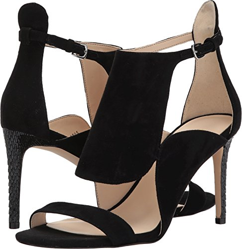 Nine West Women's Denita Black Suede Shoe