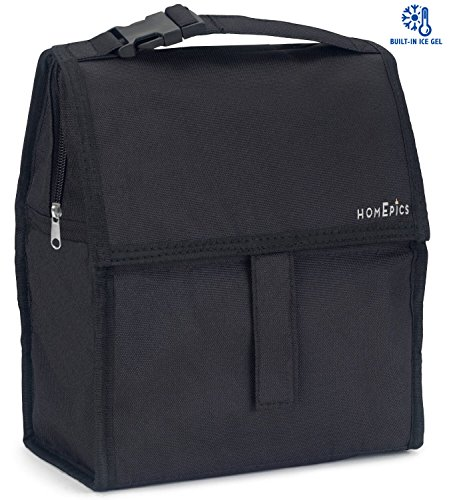 Lunch Bag With Cold Pack - 4