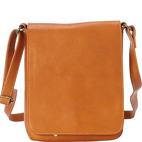 Donne Flapover Le Leather Tan Crossbody Capella PaaOvdqw