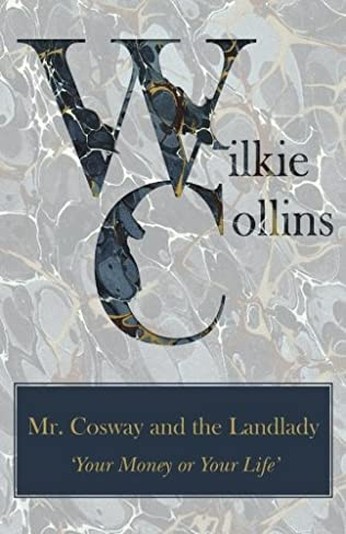 book cover of Mr Cosway and the Landlady
