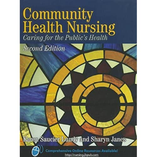 community health nursing by maglaya book
