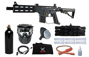 Tippmann US ARMY Project Salvo Paintball Gun SNIPER Set