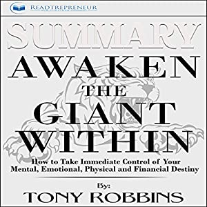 Summary: Awaken the Giant Within Audiobook