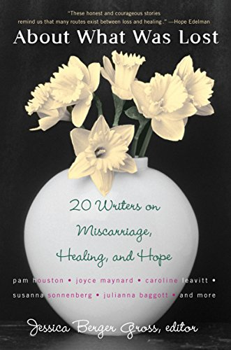 About what was lost twenty writers on miscarriage healing and about what was lost twenty writers on miscarriage healing and hope by fandeluxe Epub
