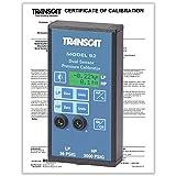 Transcat IS92-36/300PSI-CERT IS Pressure Calibrator 36/300PSI w/NIST Calibration