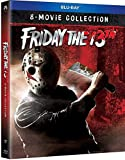Friday the 13th: 8-Movie Collection (Import) (Blu-ray)