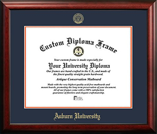 Auburn University Graduation Diploma Frame (13 X - Diploma Auburn Frame