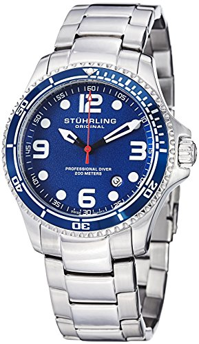 Stuhrling Original Dive Watches HN593.33 Speciealty