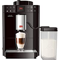 Melitta Caffeo Passione OT F53, Kaffeevollautomat, One-Touch-Funktion, Milchbehälter