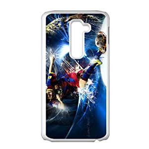 Lionel Messi For LG G2 Csae protection Case DH533035