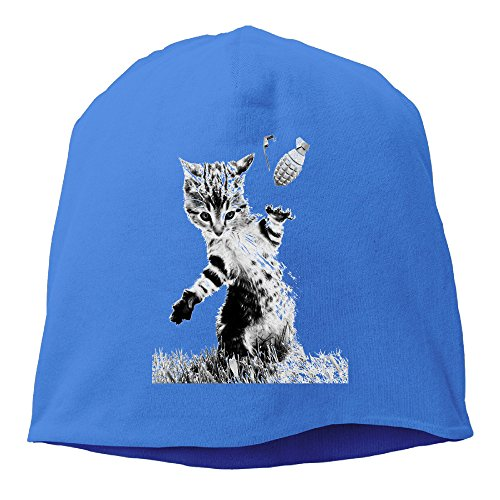 The Animal Cat Throw Grenade Cats Wool Watchcap Beanie ()