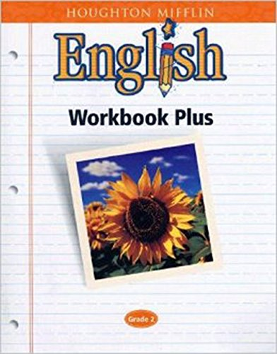 Math Worksheets houghton mifflin math worksheets grade 5 : Houghton Mifflin English: Workbook Plus Grade 2: HOUGHTON MIFFLIN ...