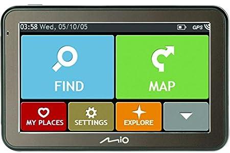 Mio Technology Mio Spirit 7500 LM WEU Car Navigation - Space