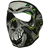 Lethal Threat Face Mask - Bioharzard Skull OSFM