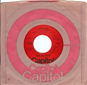 Hot Line / That's What Love Is Made Of, 45 RPM Single