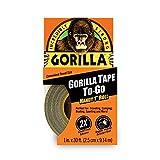 Gorilla 6100101 Tape Handy Roll 1 - Pack Black