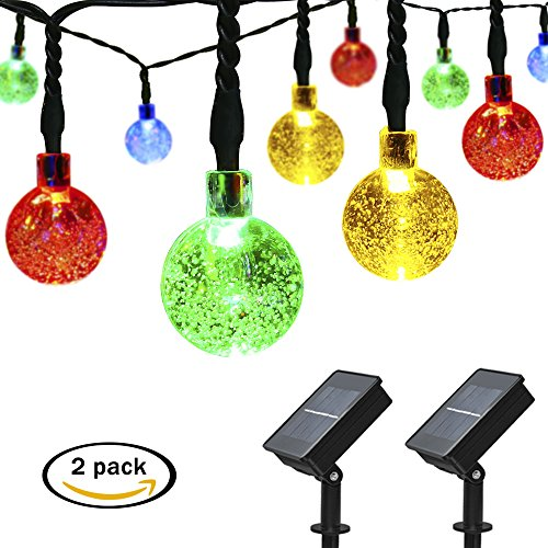 Hanging Christmas Lights Outdoors From Trees
