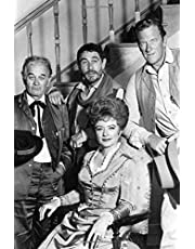 Gunsmoke Journal: Famous People Notebook, Personal Journal To Write In, Legends Actors Actress Great Singers Writers Presidents Old Hollywood Movie Star, Lined Notebook