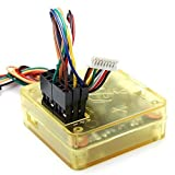 Straight Pin CC3D Open Source Flight Controller 32 Bits Processor for Multirotor Quadcopter QAV250 FPV250 with Protect Yellow Box
