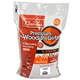 Camerons Products Smoking Wood Pellets (Hickory)- Kiln Dried BBQ Pellets- All Natural Barbecue Smoker Fuel- 20 Pound Bag