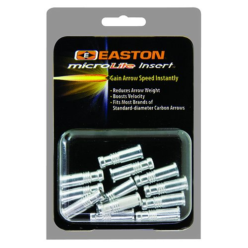 Easton MicroLite H Precision Alloy Insert (12-Pack) by Easton (Image #1)