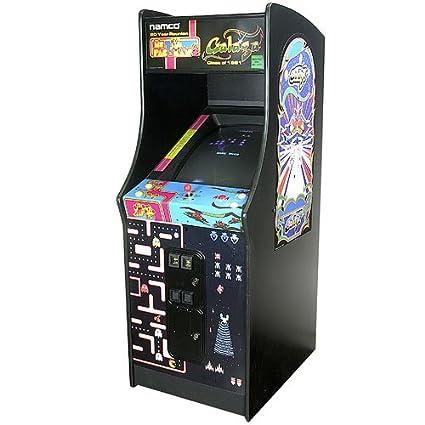Amazon com: Betson Ms  Pac Man & Galaga Upright Arcade Game