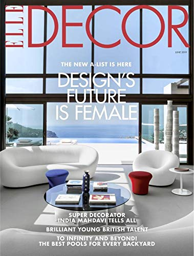 The Best Elle Decor April 2019
