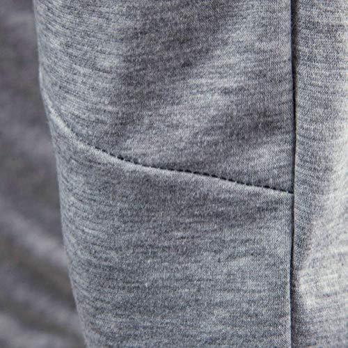 Clásicos Adolescentes Pantalones Que Battercake De Gris Deportivos Activan Hombres Delgados Rectos Cómodo Claro Transpirables La Aptitud Los wEnpCnq1xd
