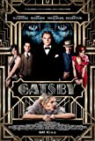 The Great Gatsby (One Sheet Leonardo DiCaprio, Tobey Maguire) Movie Poster 24