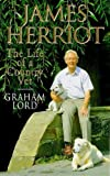 Front cover for the book James Herriot: The Life of a Country Vet by Graham Lord