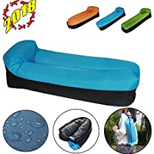 LOUTALA Inflatable Lounger Air Sofa Hammock Portable Couch With Package