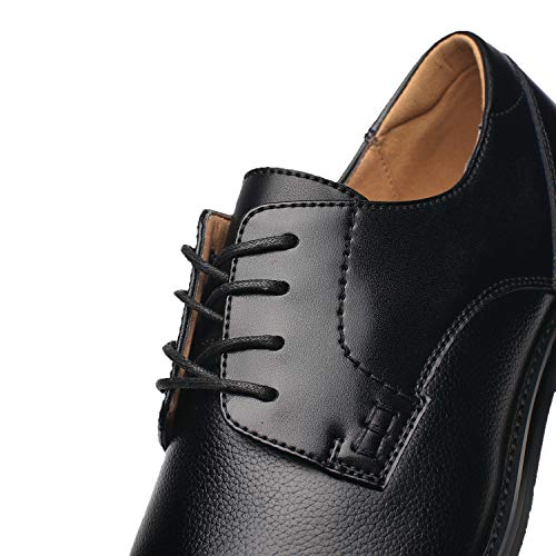 1e25d41e0f3da 60%OFF NXT NEW YORK Mens Dress Shoes Leather Oxford Shoes for Men ...