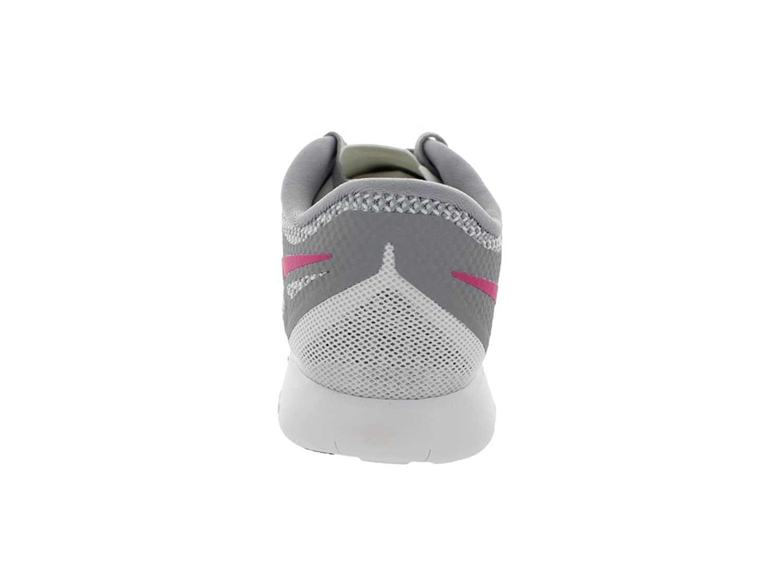 Amazon.com | Nike Women\u0027s Free 5.0 Wolf Grey/Vivid Pink/White Running Shoe  11 Women US | Running