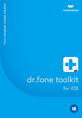 Wondershare dr.fone toolkit - iOS System Recovery [Download]