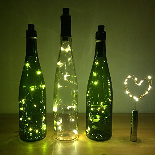 Bottle-Cork-Lights-iGopeaks-30inch-75cm-15-LED-Copper-Wire-Lights-String-Starry-LED-Lights-Up-to-72-hours-Lighting-for-Wine-Bottle-DIY-Party-Decor-Christmas-Halloween-Wedding-Warm-White