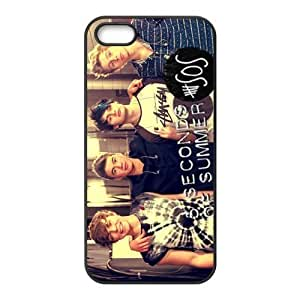 5 seconds of summer Phone Case for iPhone 5S Case Kimberly Kurzendoerfer