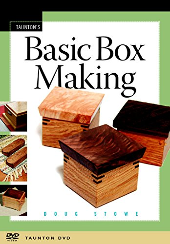 Basic Box Making by Tauton Press