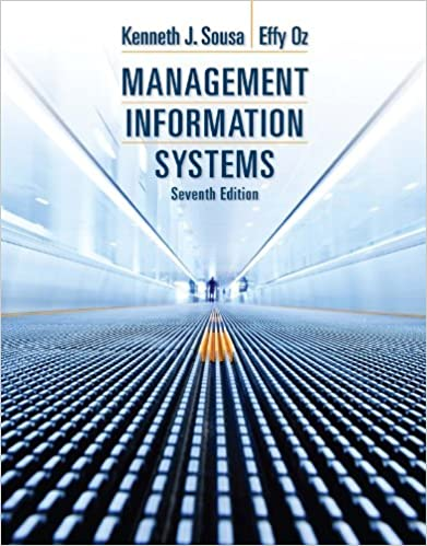 Amazon management information systems ebook ken j sousa effy management information systems 7th edition kindle edition fandeluxe Image collections
