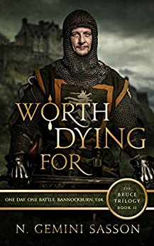 Worth Dying For (The Bruce Trilogy Book 2) by [Sasson, N. Gemini]