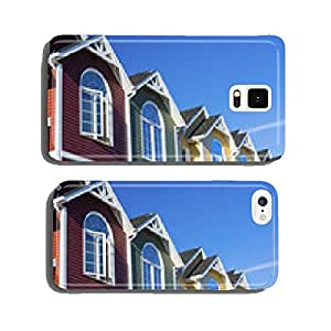 Townhouse Row cell phone cover case Samsung S5
