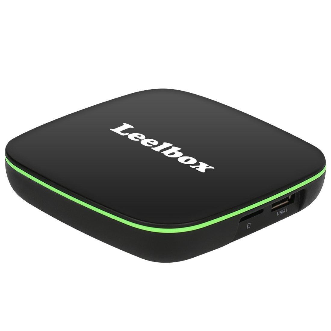 Leelbox Q Android TV Box Smart TV Box Quad core Android