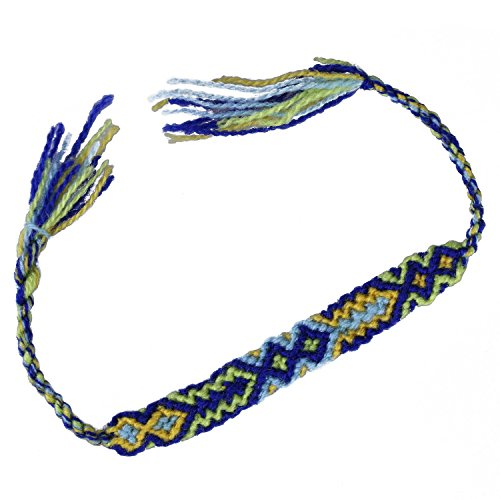 KELITCH Colour Beaded Bracelets Handmade Wrap Bracelet New Fashion Bangle Jewelry Purple