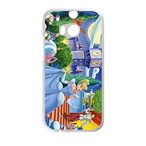 Cool-Benz Disney Cinderella Phone case for Htc one M8