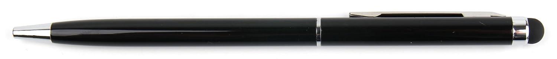 Duragadget Stylet Tactile Gris m/étal 2 en 1 pour ASUS ZenBook Flip UX360UA Ordinateur Portable