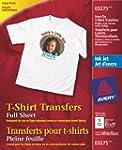 Avery T-Shirt Transfers for Inkjet Pr...